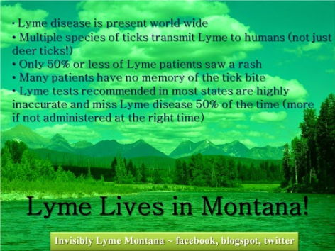 Lyme Live in Montana