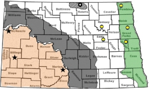 North Dakota discounted the presence of Lyme disease based on the same assumptions as Montana does currently, until they actually looked for deer ticks and found them (carrying Lyme).
